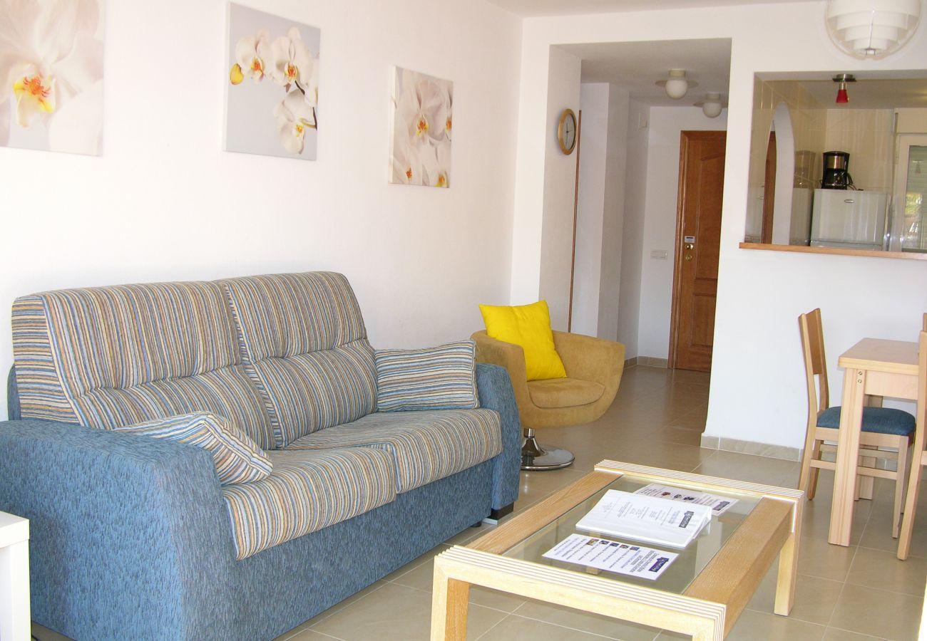 Gran salón con comodidades modernas - Resort Choice