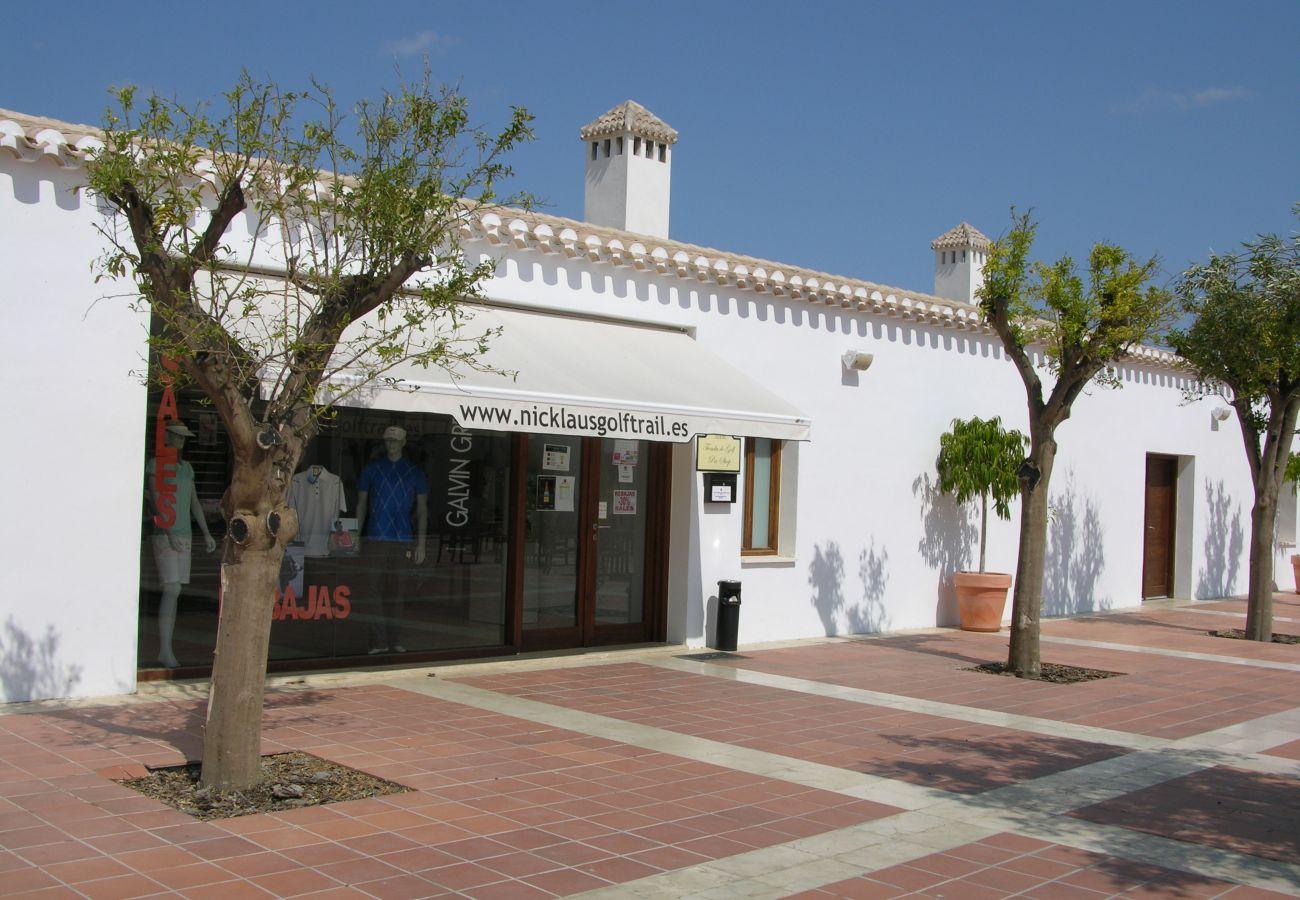 Cafetería en Hacienda Riquelme Golf Resort