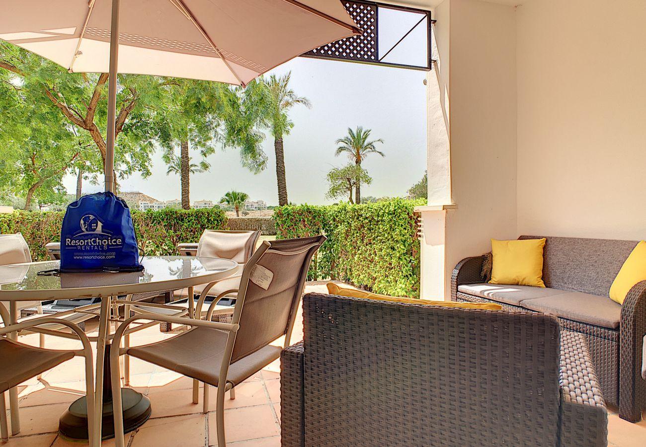 Apartamento en Sucina - Hacienda Riquelme Golf Resort - 8408