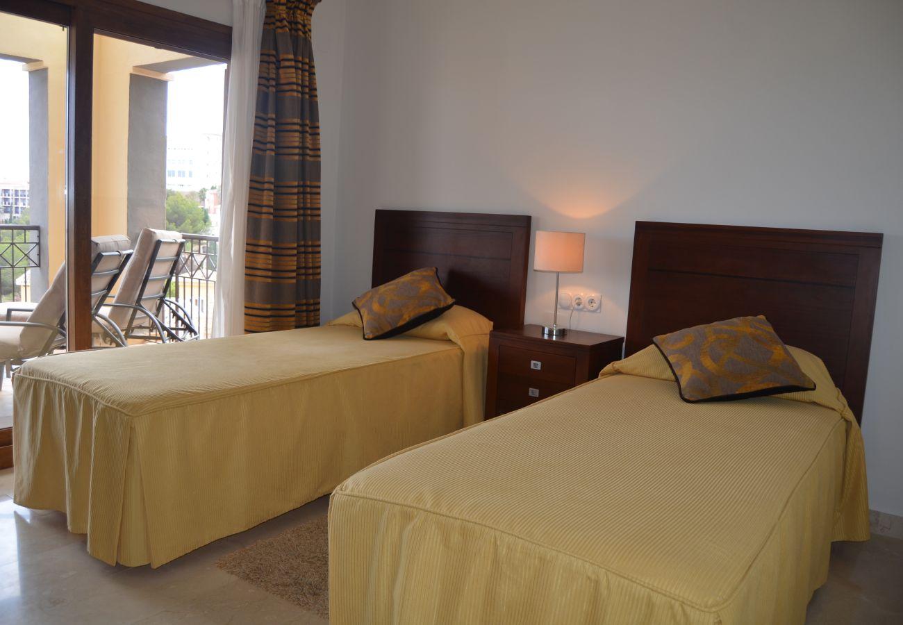 Apartamento en alquiler con dormitorio de 2 camas - Resort Choice