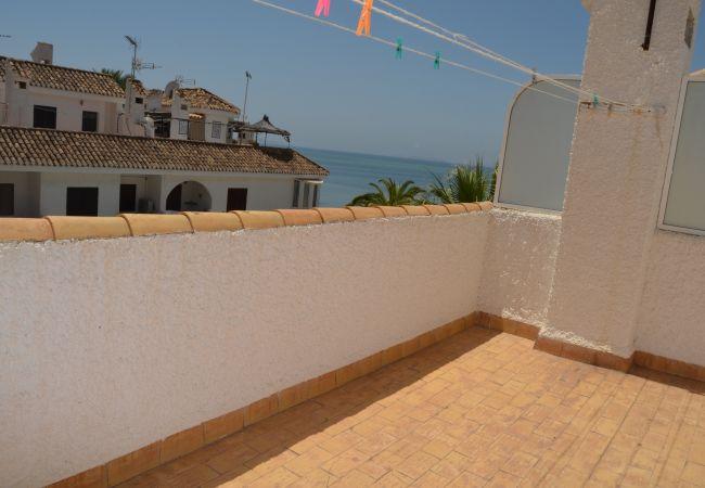 Preciosa casa con gran balcón - Resort Choice
