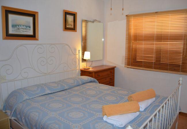 Preciosa casa con gran dormitorio de cama doble