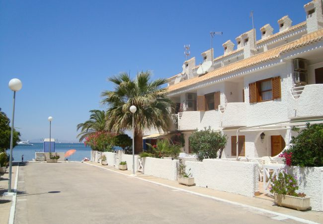 Casa en La Manga del Mar Menor - Casa Rosa