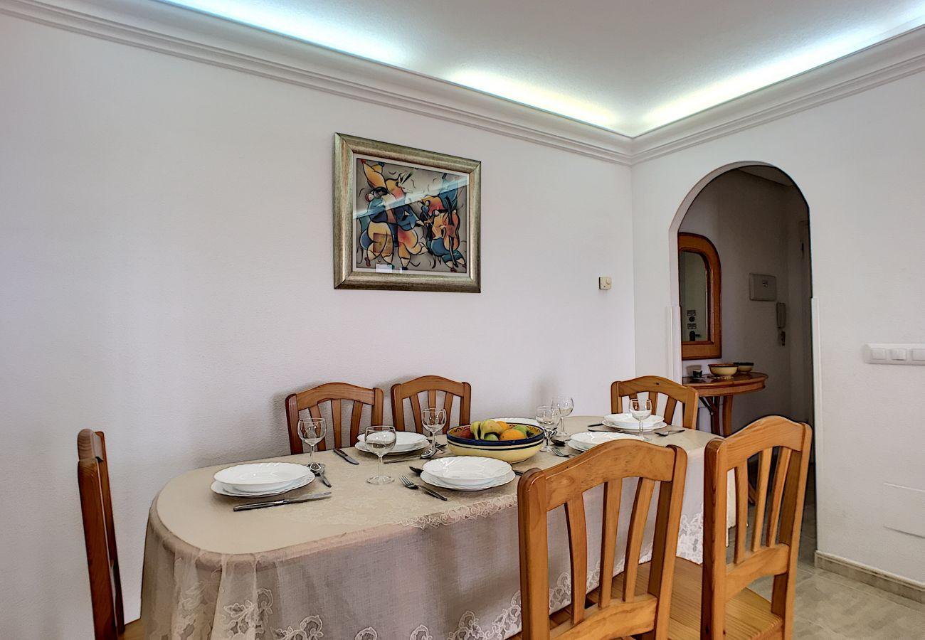 Apartamento en La Manga del Mar Menor - Marinesco 2 - 3206
