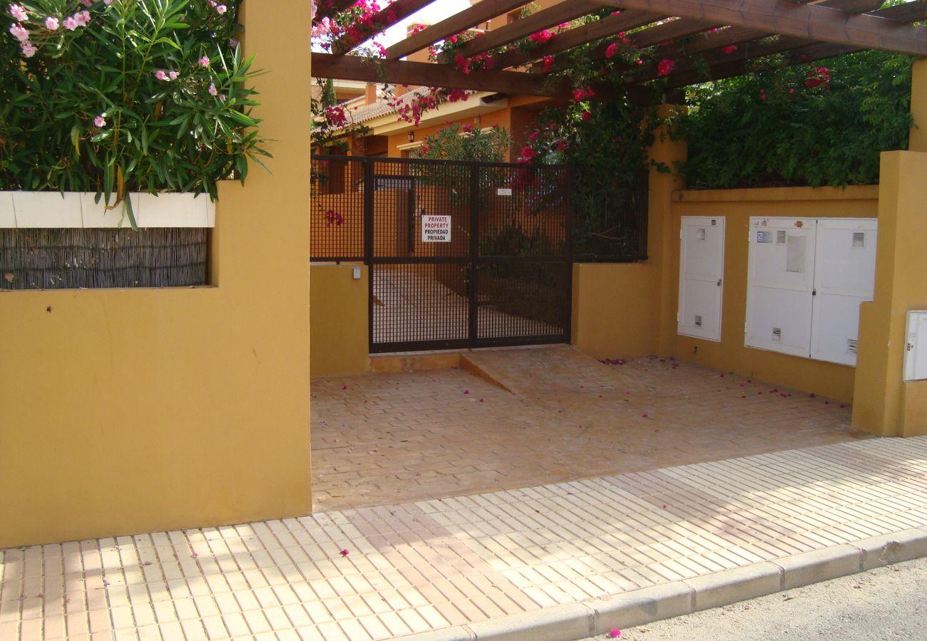 Vista exterior del bungalow Casa Alvares - Resort Choice