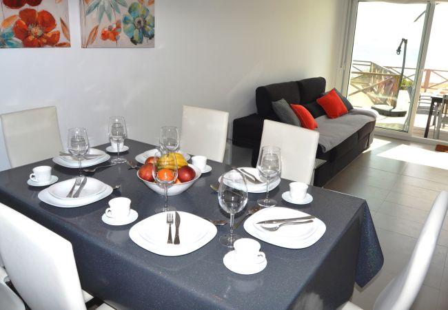 Gran comedor moderno - Resort Choice