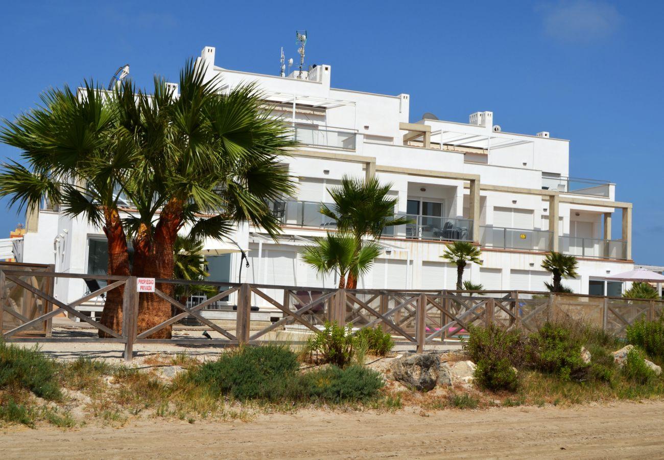 Urbanización Los Arenales junto a la playa de La Manga - Resort Choice
