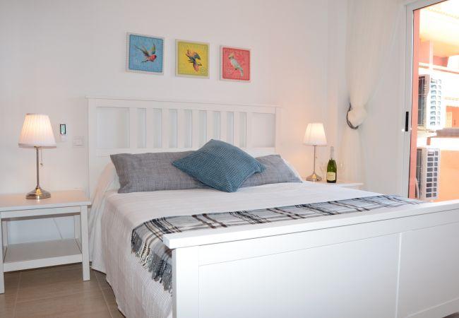 Bonito dormitorio cama doble - Resort Choice