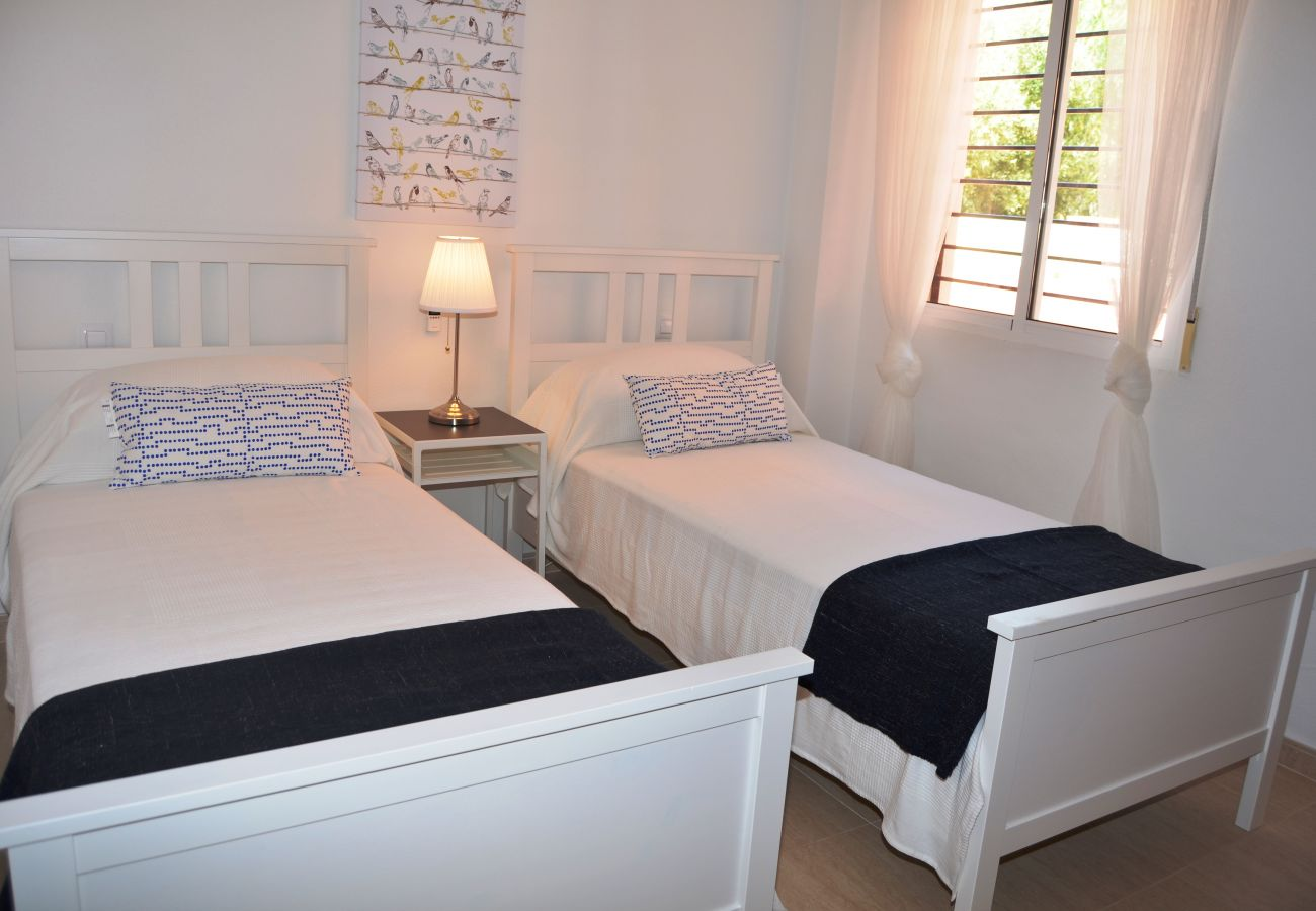 Gran dormitorio de 2 camas individuales - Resort Choice
