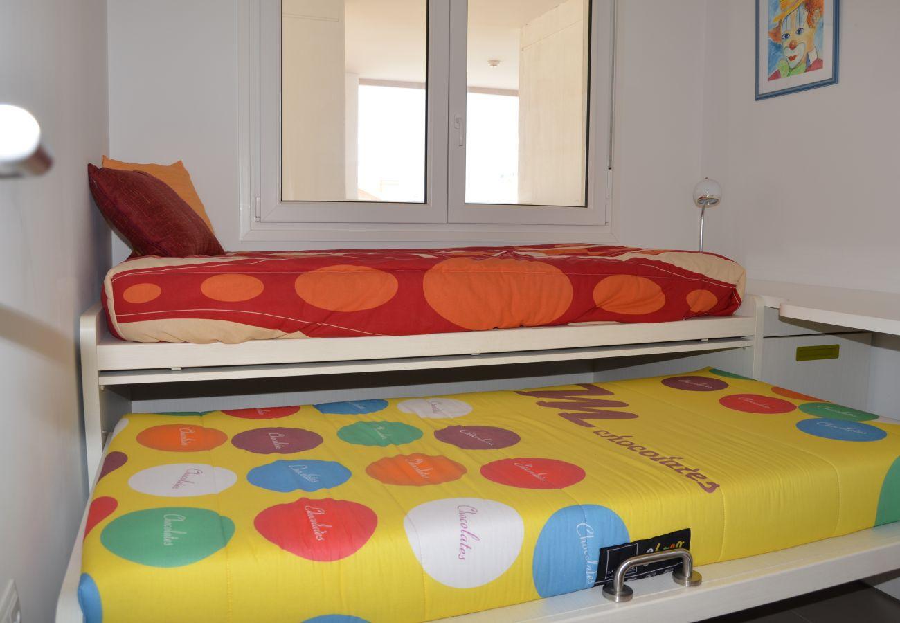 Precioso dormitorio con 2 camas individuales - Resort Choice