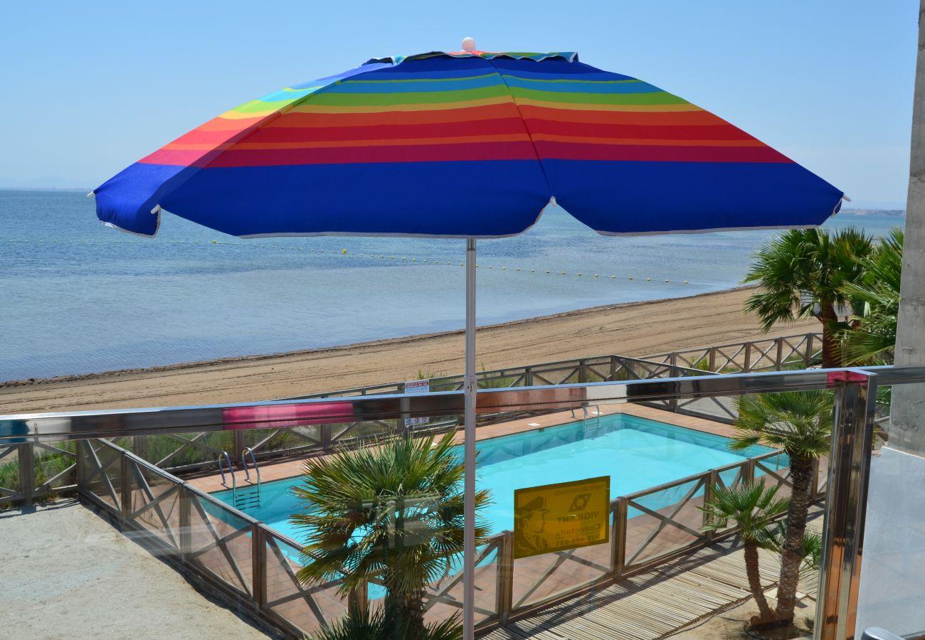 Gran balcón con preciosas vistas - Resort Choice
