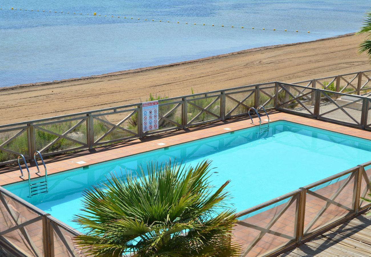 Apartamento familiar en Los Arenales con preciosa piscina - Resort Choice