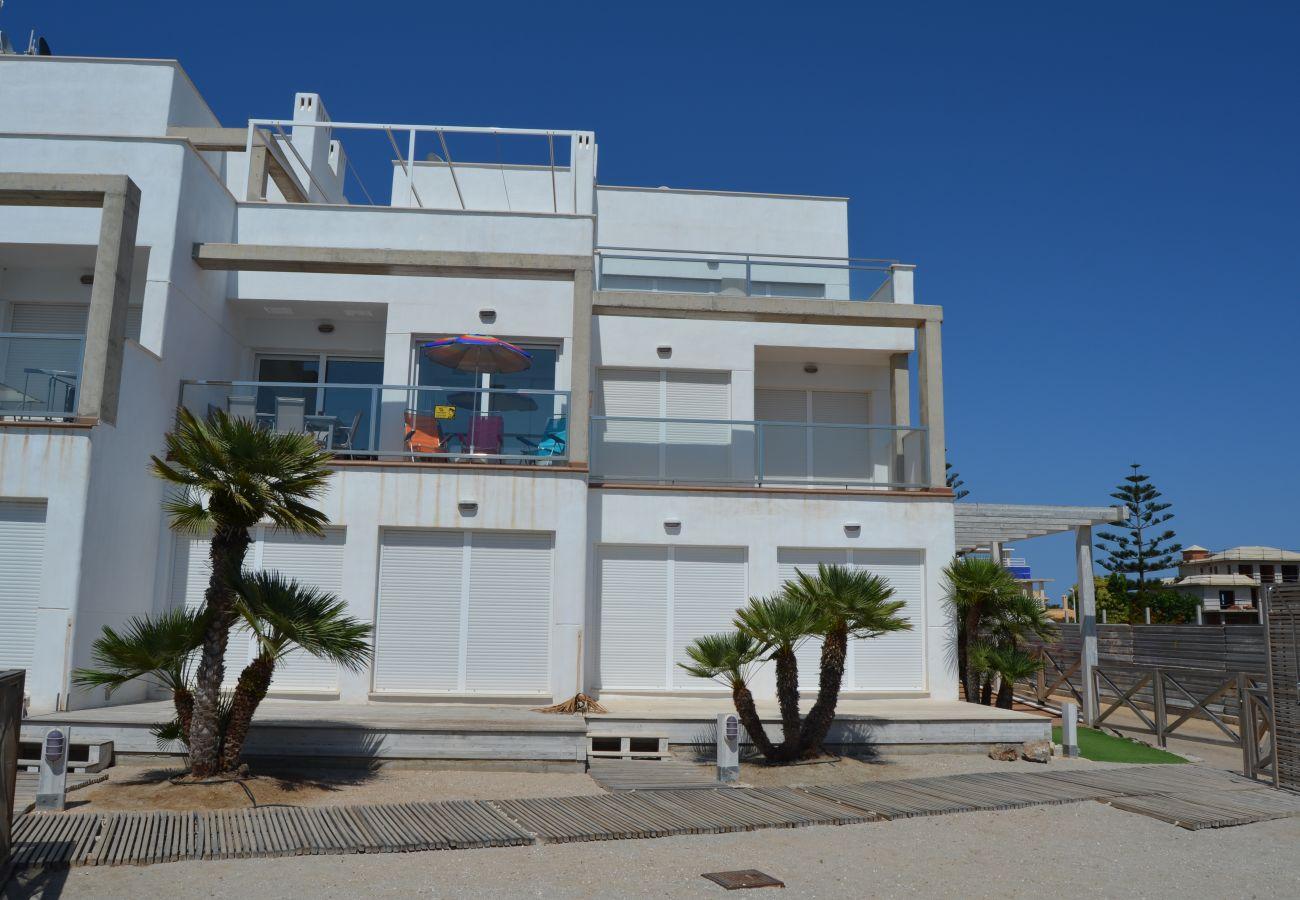 Exterior del apartamento familiar de Los Arenales - Resort Choice