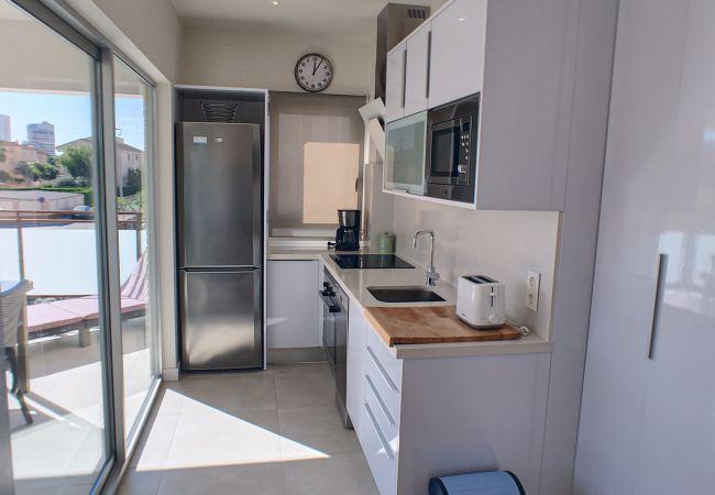 Precioso apartamento con bonita cocina moderna