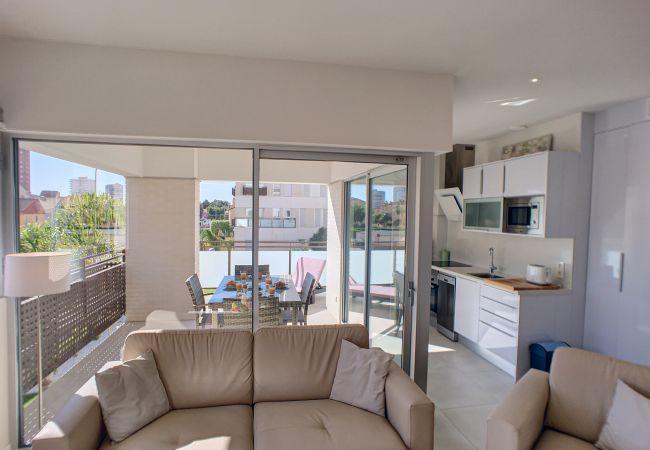 Precioso apartamento con salón grande y moderno