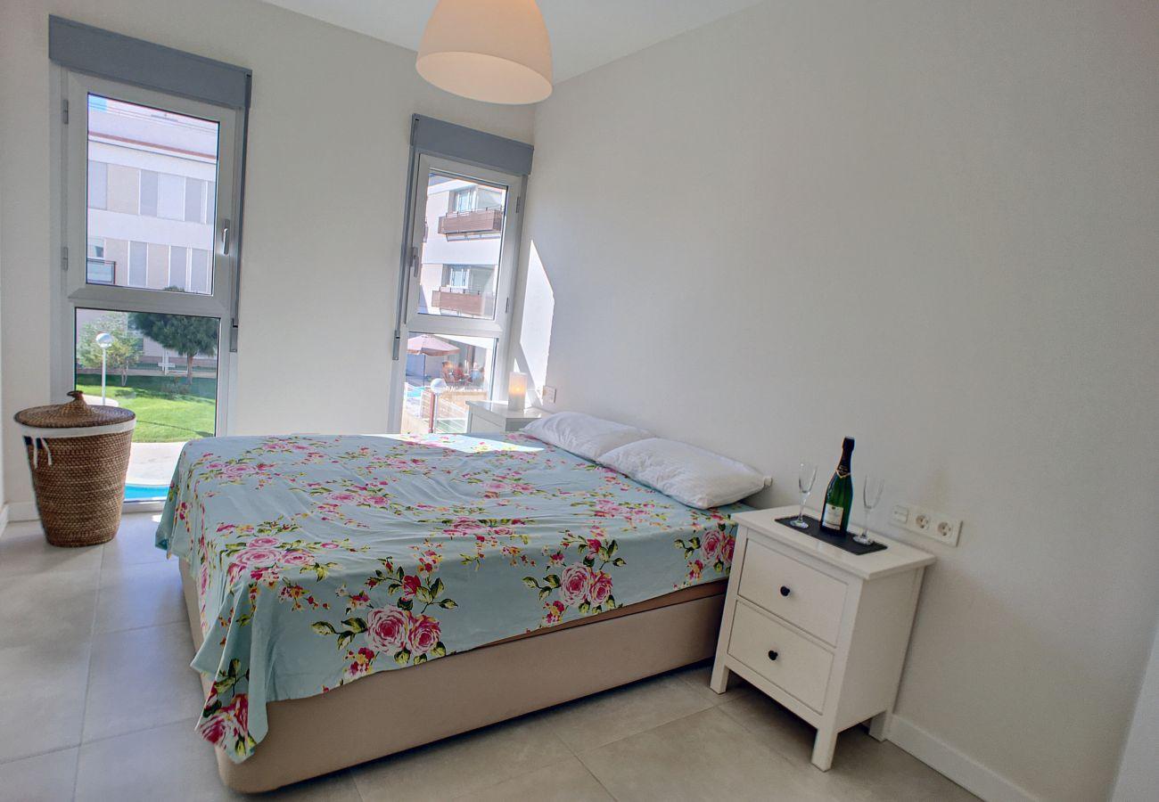 Precioso apartamento con dormitorio doble grande y moderno