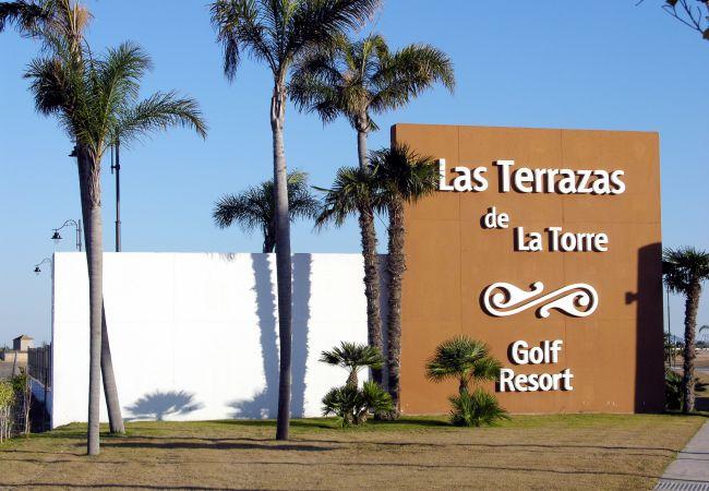 Apartamento Andrea en Las Terrazas de La Torre resort