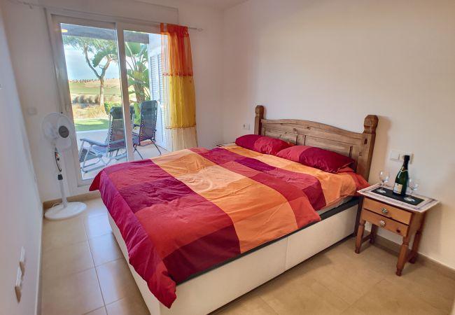 Apartamento Andrea en Las Terrazas con bonito dormitorio doble