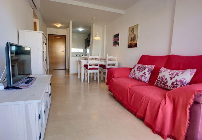 Apartamento Andrea en Las Terrazas con gran salón