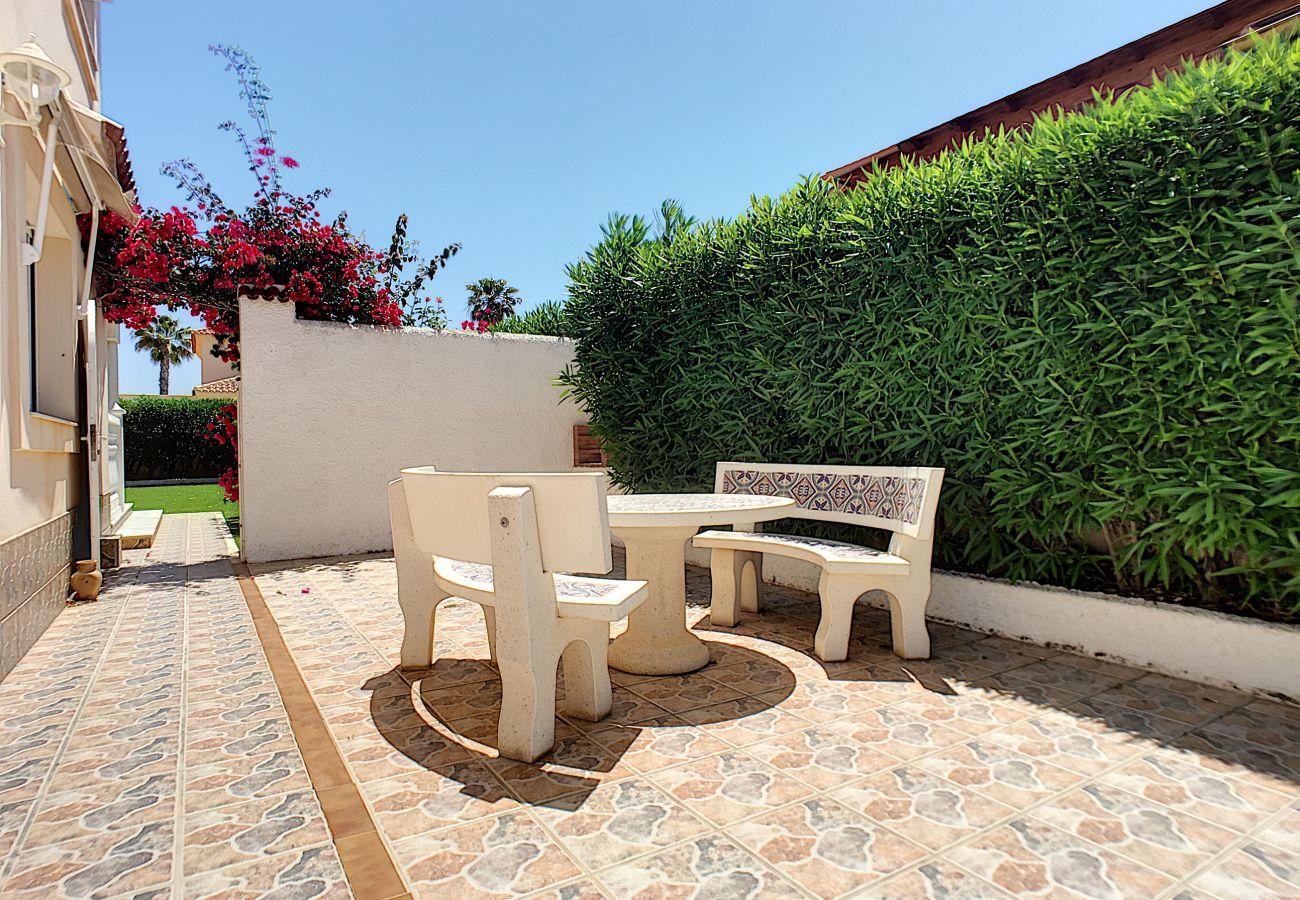 Villa en La Manga del Mar Menor - Casa Veneziola Villa
