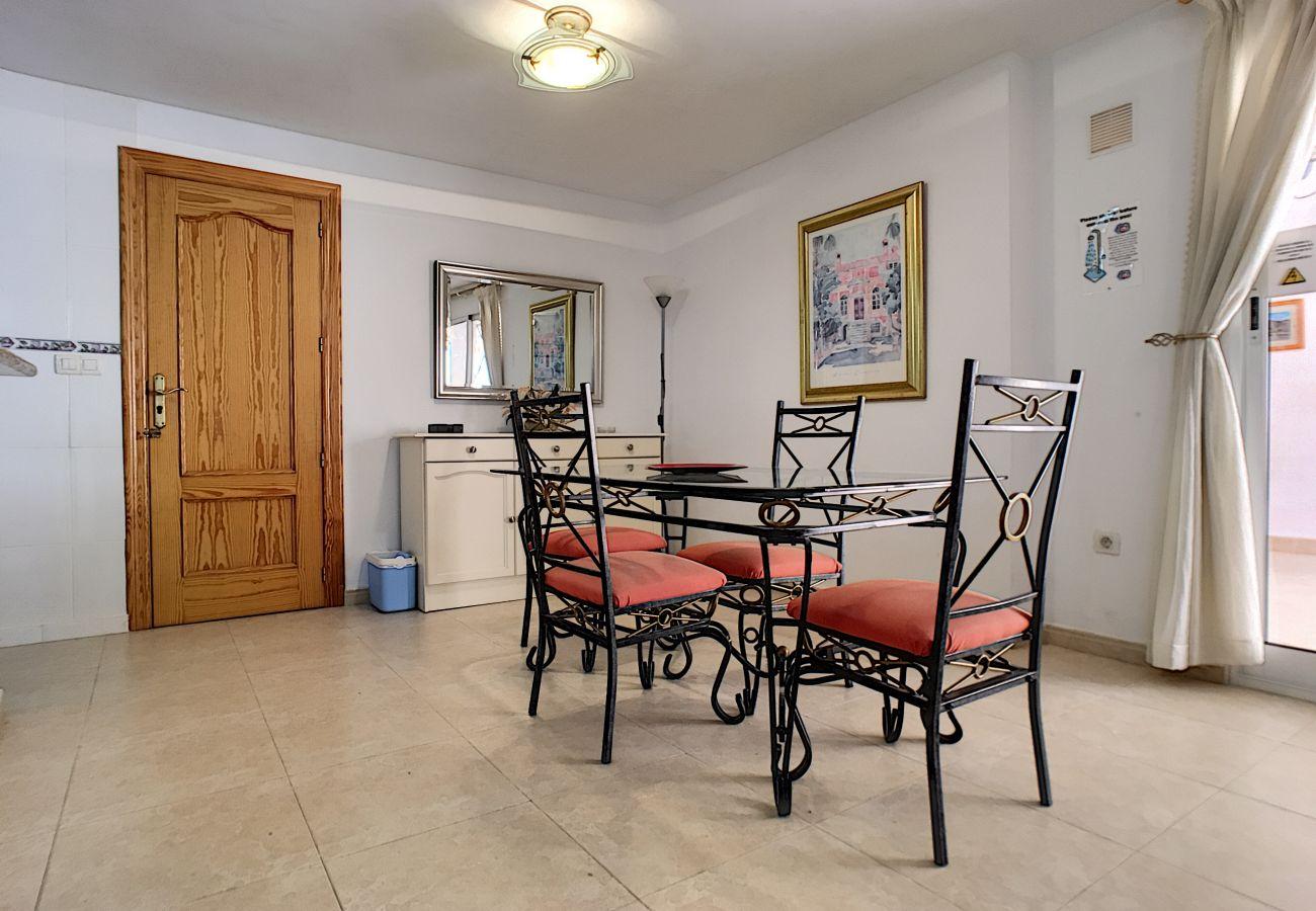 Apartamento en Mazarron - Apartment Bolnuevo