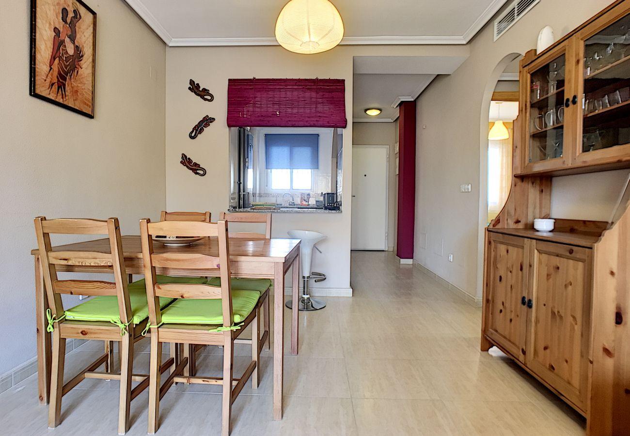 Apartamento en Mar de Cristal - Ribera Beach 2 - 0709