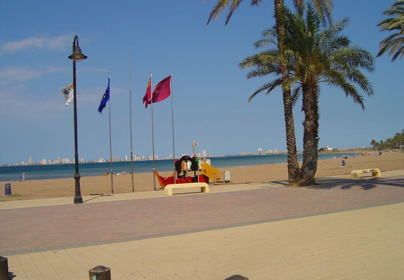 Apartamento en Mar de Cristal - Ribera Beach 3 - 0809
