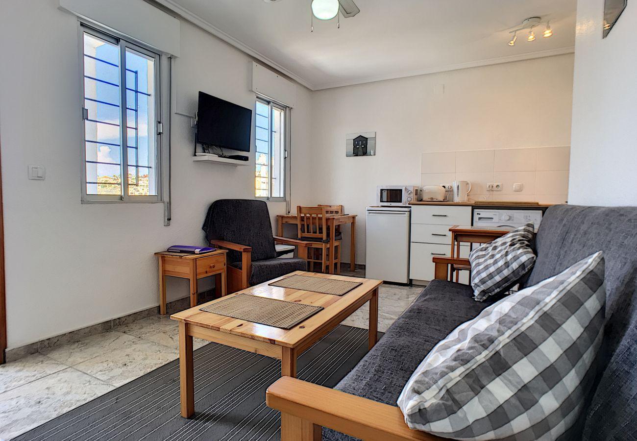 Apartamento en Rojales - Apartment Vistas La Marquesa Golf