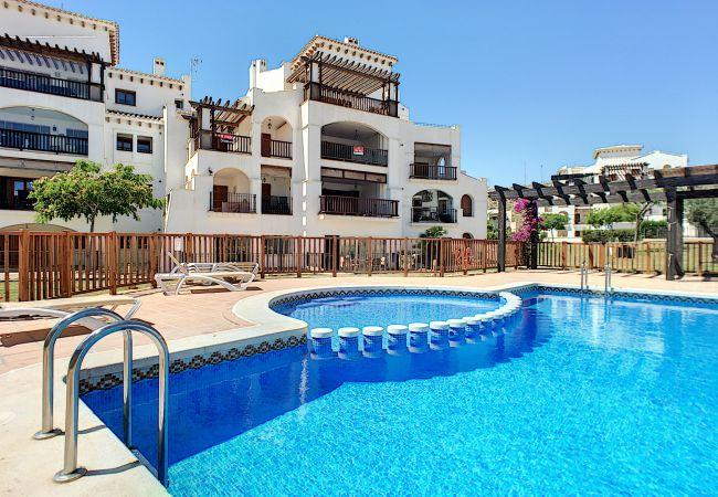 Apartamento en Baños y Mendigo - Vistas Golf - El Valle