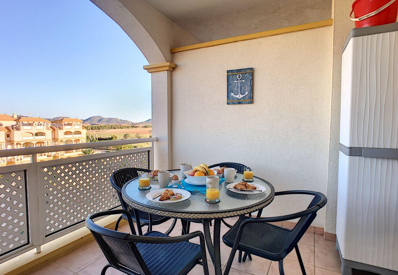 Apartamento en Mar de Cristal - Ribera Beach 3 - 1009