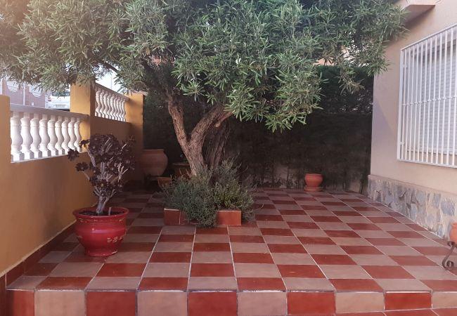 Villa en Puerto de mazarron - Villa Perla - Puerto de Mazarron