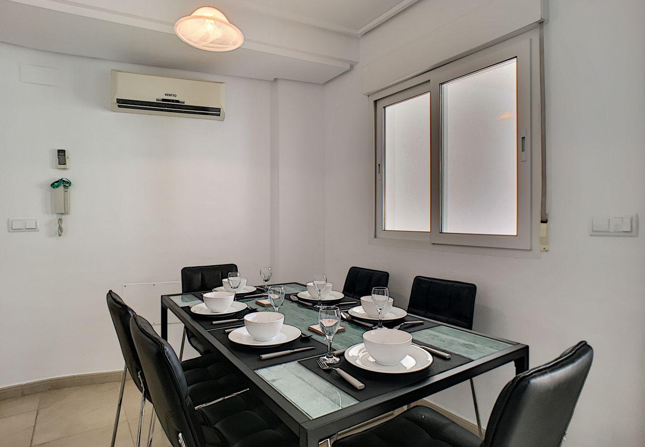 Apartamento en Roldan - La Torre Apartment -LM