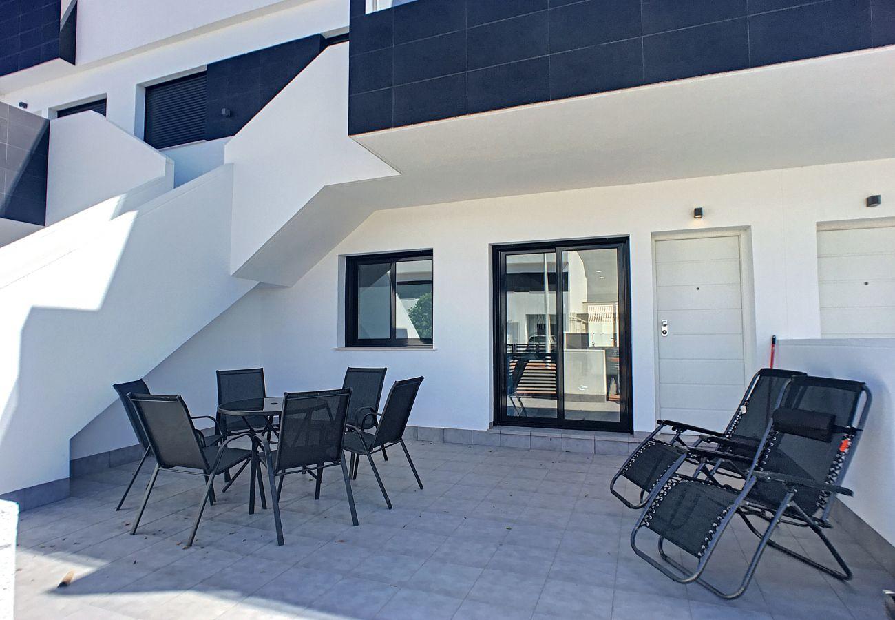 Apartamento en San Pedro del Pinatar - Pueblo 2 - Bobby 2709