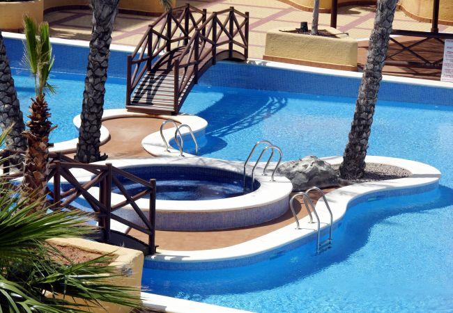 Apartamento en Playa Honda - Verdemar 3 - Shankar