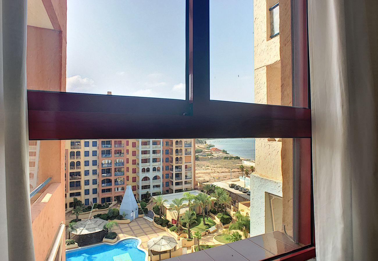 Apartamento en Playa Honda - Verdemar 3 - Shankar (1306)