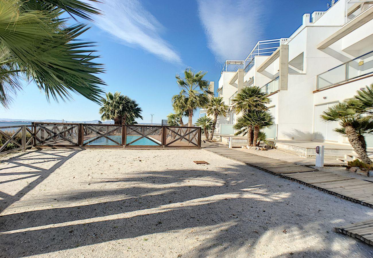 Apartamento en La Manga del Mar Menor - Arenales - Van de Sype 002