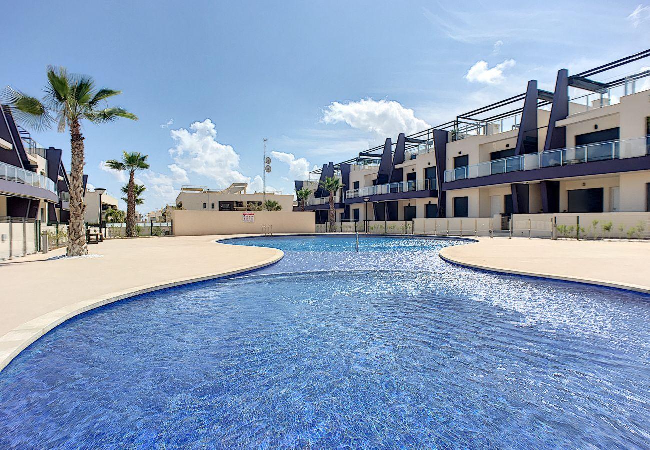 Apartamento en Pilar de la Horadada - Playa Elisa Apartment @ Mil Palmeras