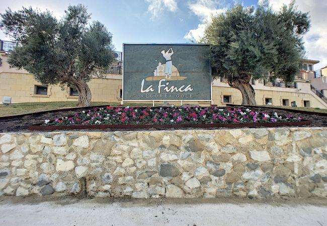 Apartamento en Alforga - Casa Leone - La Finca Golf