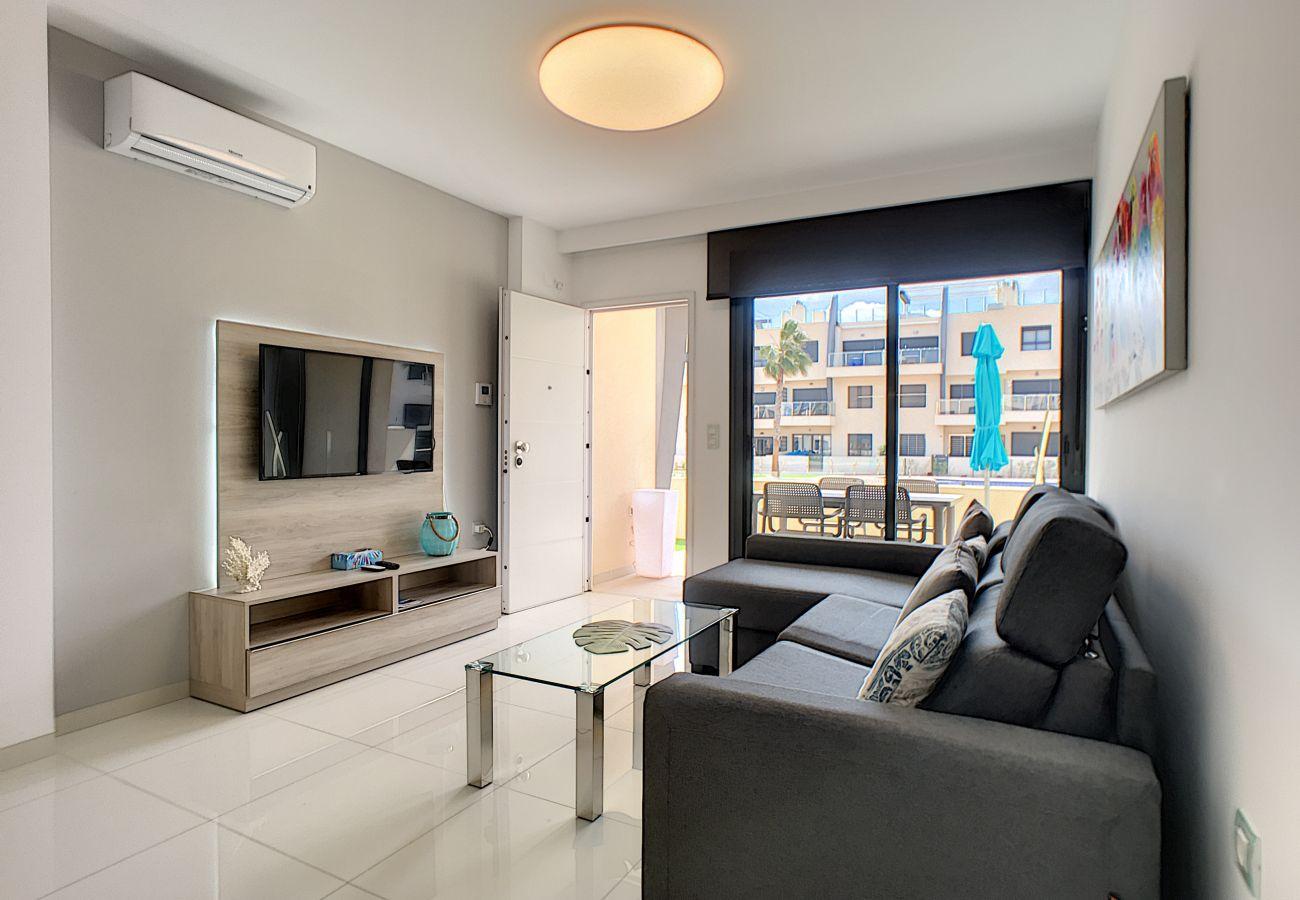 Apartamento en Pilar de la Horadada - Playa Elisa Bay - Sun & Fun
