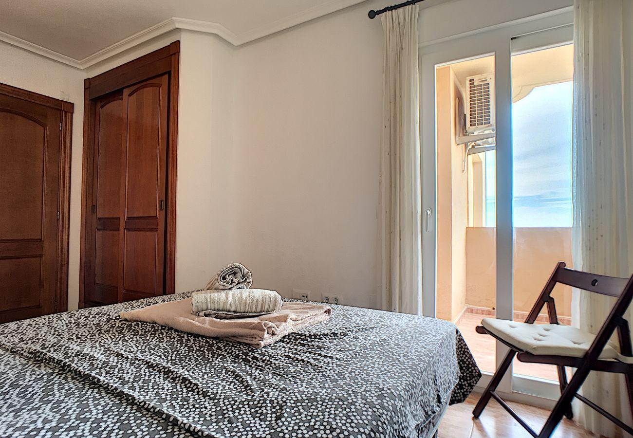 Apartamento en La Manga del Mar Menor - Los Miradores del Puerto - DK
