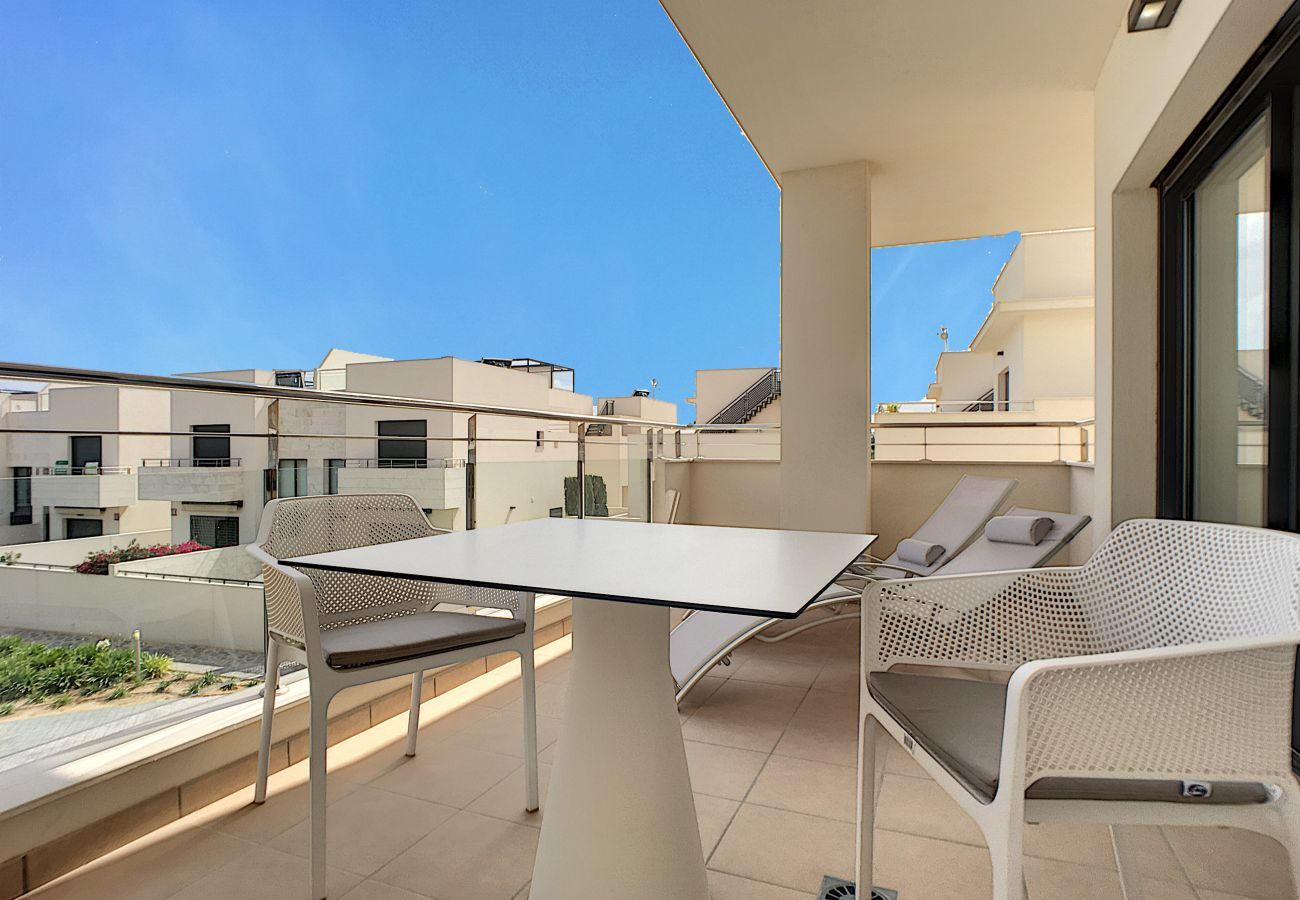 Apartamento en Orihuela Costa - Jardines de Montesolana @ Orihuela Costa