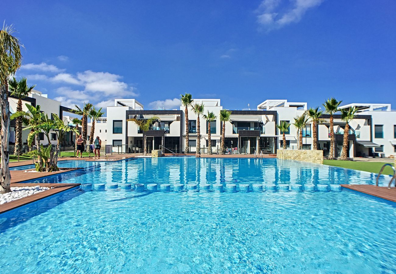 Apartamento en Orihuela Costa - Casa Moreno - Oasis Beach