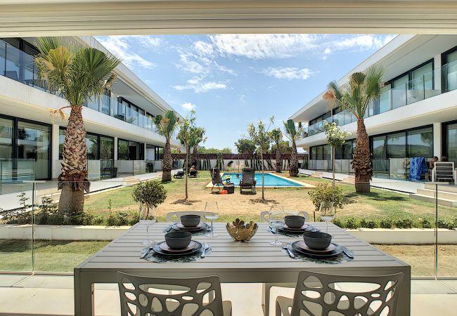 Apartamento en Mar de Cristal - Antilia Terraces Apartment - 1609