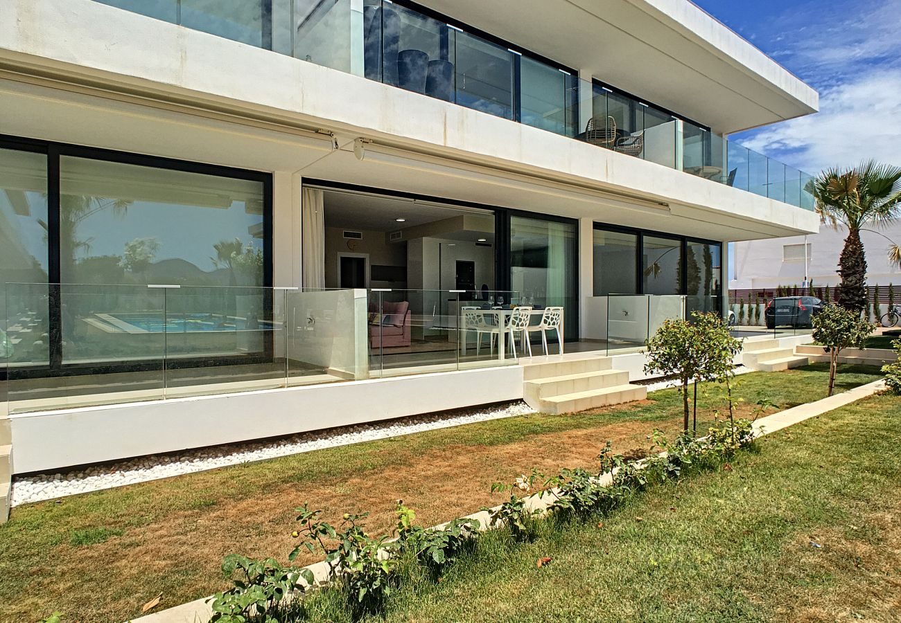 Apartamento en Mar de Cristal - Antilia Terraces Apartment - 1609