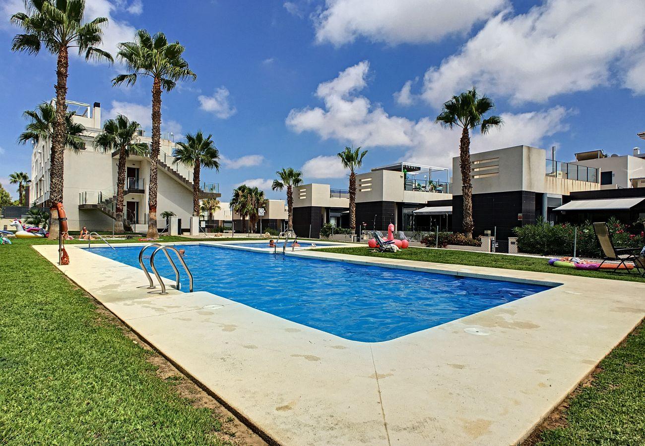 Bungalow en Orihuela Costa - Casa La Fuente Murano 407