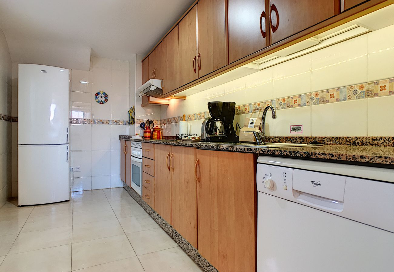 Apartamento en Mar de Cristal - Albatros Playa 1 - 35071