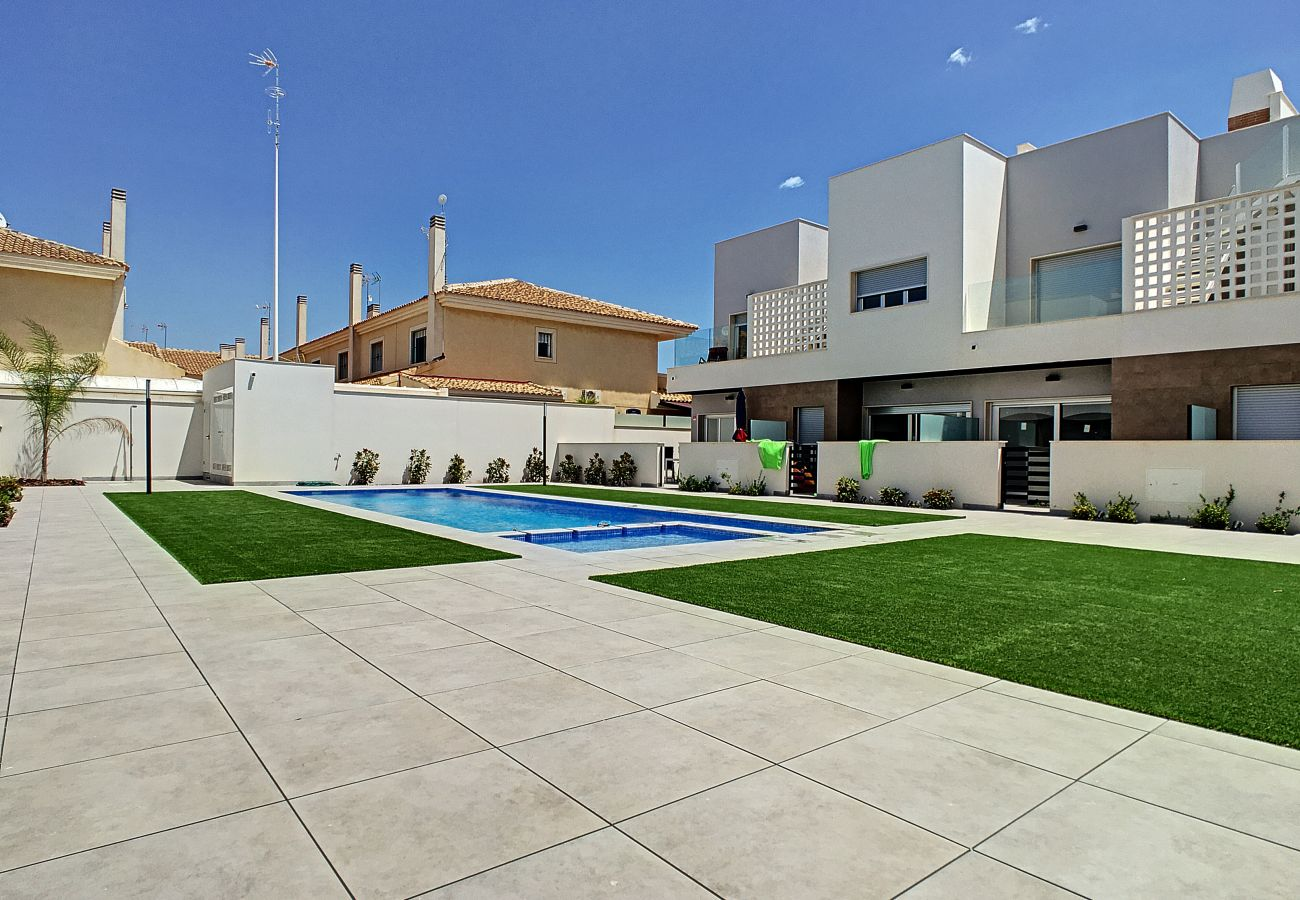 Casa en Santiago de la Ribera - Azucena Del Mar V - 3109
