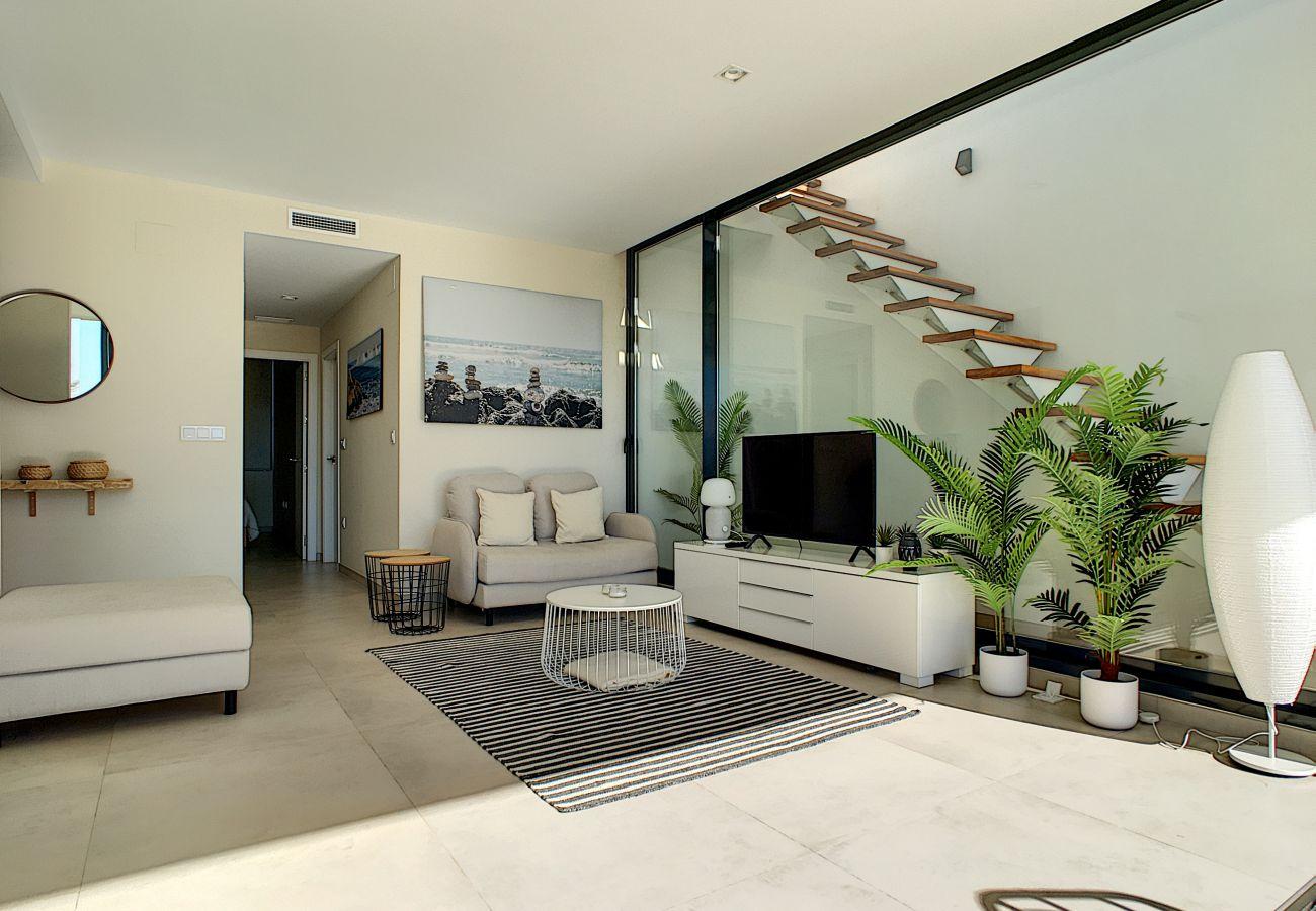 Apartamento en Mar de Cristal - Antilia Terraces 2 Penthouse - 3209