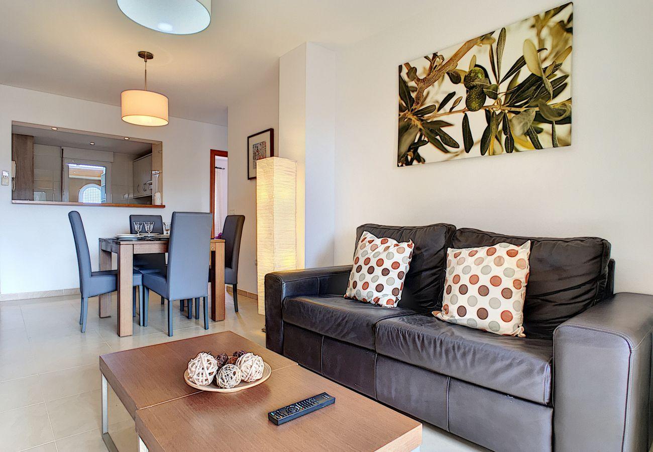 Apartamento en Mar de Cristal - Albatros Playa 3 - 3409