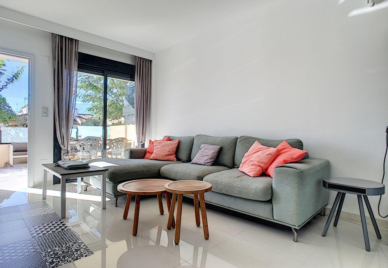 Apartamento en Pilar de la Horadada - Playa Elisa Bay - Sol y Mar